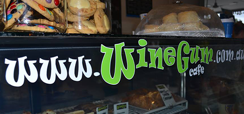 Welcome to WineGum Cafe